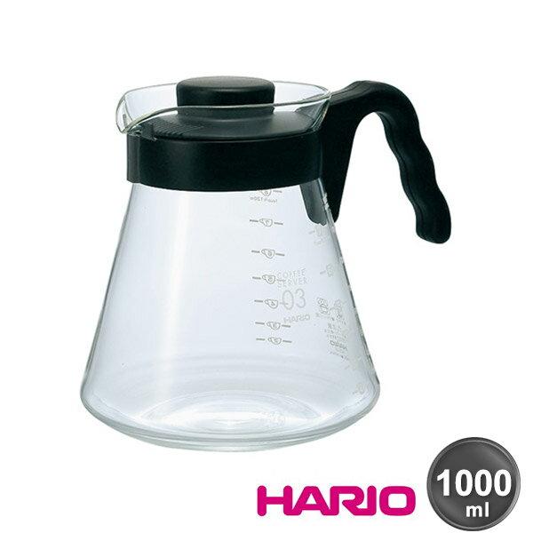 HARIO 玻璃分享壺/咖啡壺1000ml VCS-03B