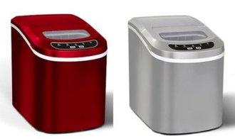 *刷卡價* 日本直送 VERSOS VS-ICE02 紅色 高速 製冰機 冰塊機 電動 6~13分快速製冰