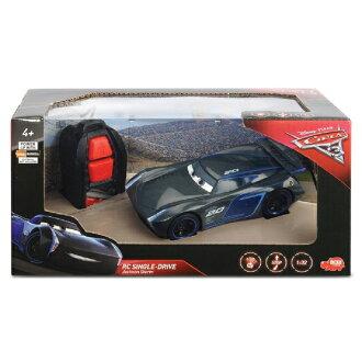 【Cars 汽車總動員】Cars3 基礎版遙控暴風傑森 DK05428