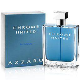 香水1986☆AZZARO Chrome United 酷藍唯我男性淡香水 30ml