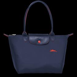 (Smile) LONGCHAMP 2605 女士女包LE PLIAGE COLLECTION系列織物 中號 手提單肩包購物袋