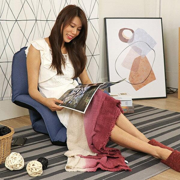 #可拆洗 和室椅 和室電腦椅 休閒椅 《雅客扶手舒適和室椅》-台客嚴選