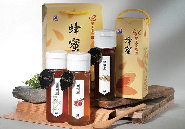 <br/><br/>  【蜜王養蜂園】蜂蜜禮盒(共兩組)_E0664<br/><br/>