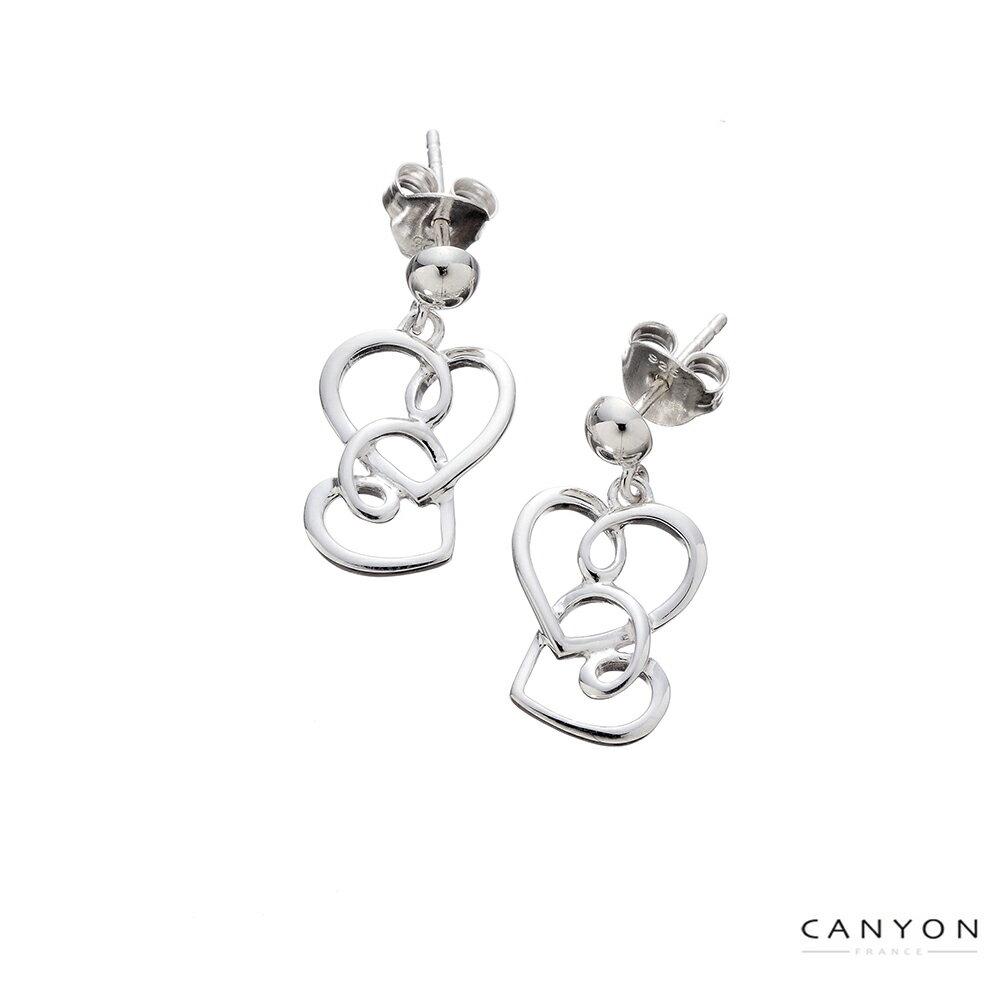 【CANYON】心心相戀耳環