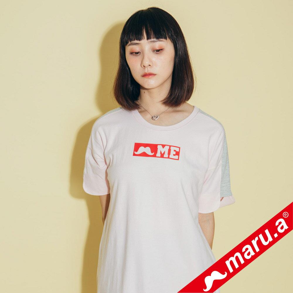 【maru.a】鬍子ME印花T-Shirt(2色)8321319 4