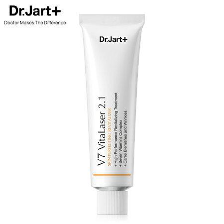 韓國 Dr.Jart+ V7 VitaLaser 2.1 30mL 雷射肌光煥亮透白霜 面霜 乳霜【N202245】