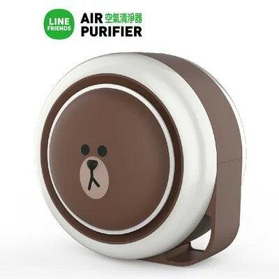 【3月送濾心】LINEFRIENDS 熊大空氣清淨機(小漢堡) HB-R1BF2025L 3