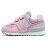 Shoestw【IV574KCR】NEW BALANCE NB574 運動鞋 黏帶 小童鞋 Wide 粉水藍 小花 1