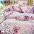 TENCEL天絲雙人床包枕套三件組-卉影【舒適柔軟、透氣吸濕、觸感舒適】# 寢國寢城 - 限時優惠好康折扣