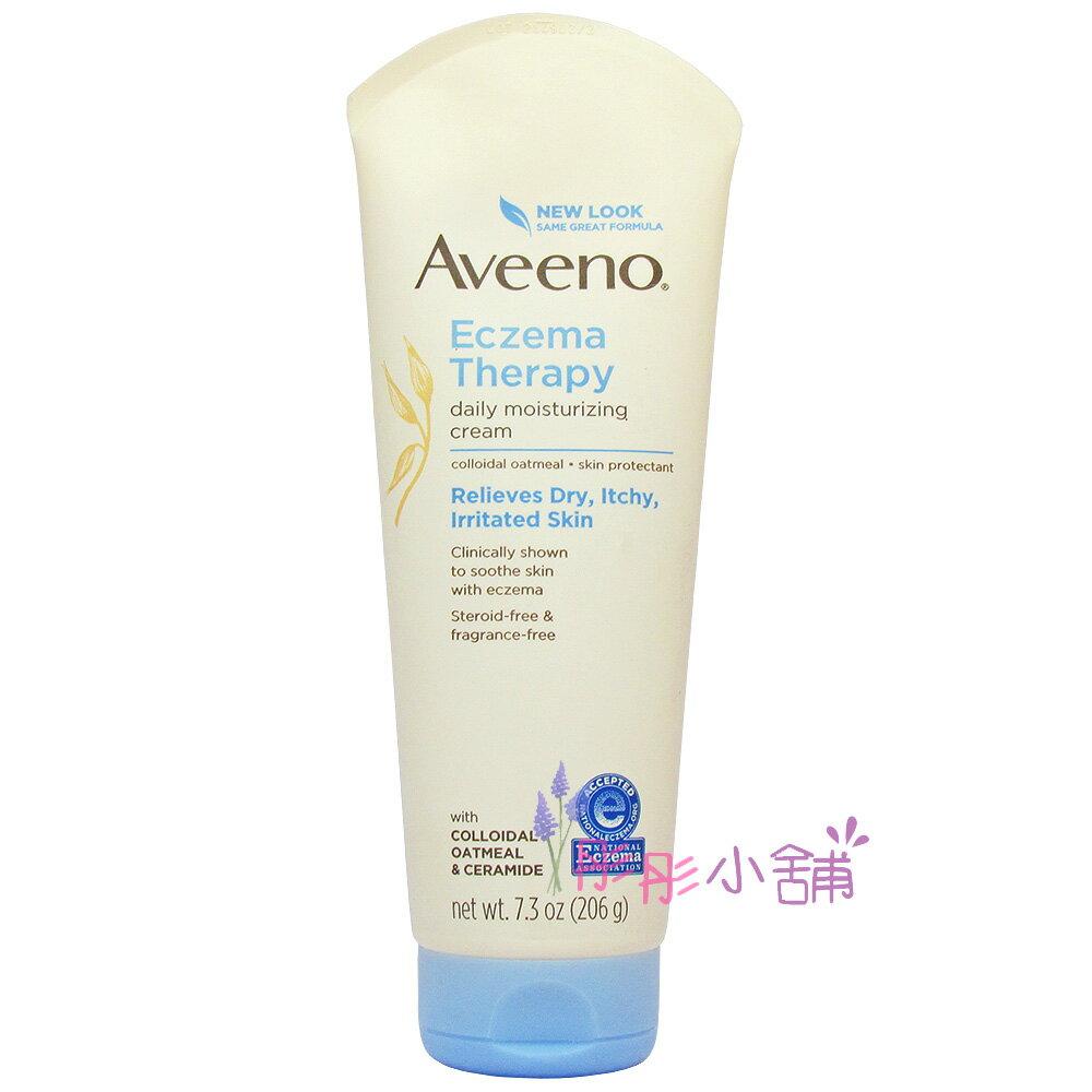 【彤彤小舖】Aveeno Naturals燕麥保濕無香乳霜(乾性 / 乾癢肌膚 )7.3oz(206g)美國進口