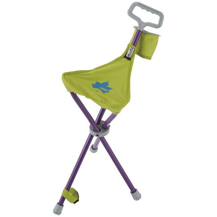 【鄉野情戶外用品店】 LOGOS  日本  新式摩登拐杖椅/休閒椅 戶外椅/LG73173020