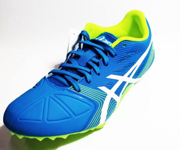 ASICS 亞瑟士 HYPERSPRINT 6 田徑鞋(短程) 水藍 G500Y-4301(附鞋袋與鞋釘)[陽光樂活=]
