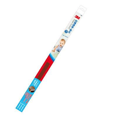 【悅兒樂婦幼用品舘】3M 兒童安全防撞邊條60cm-褐色