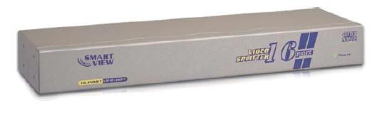 AviewS-16 PORT螢幕分配器/外型金屬材質/PSTEK VS-8116PF 0