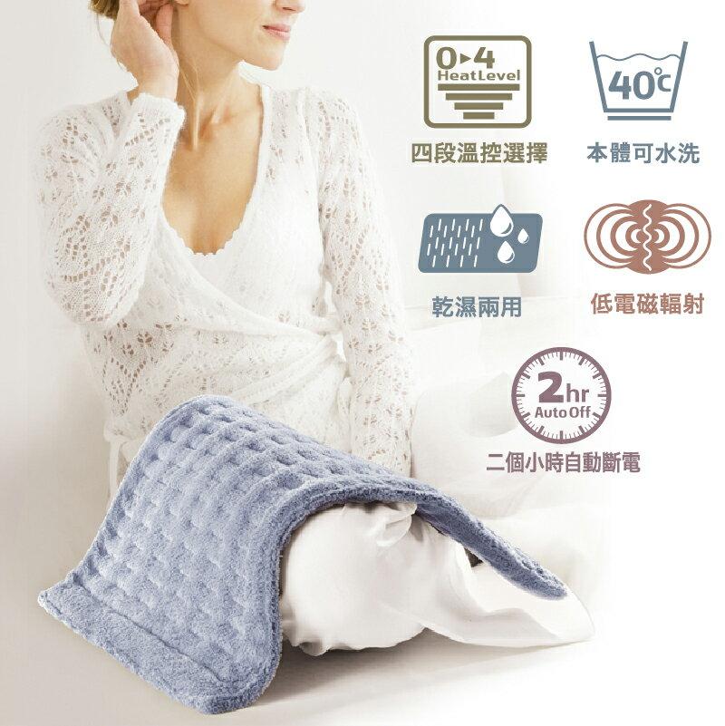 Sunlus 三樂事 暖暖熱敷柔毛墊(中)