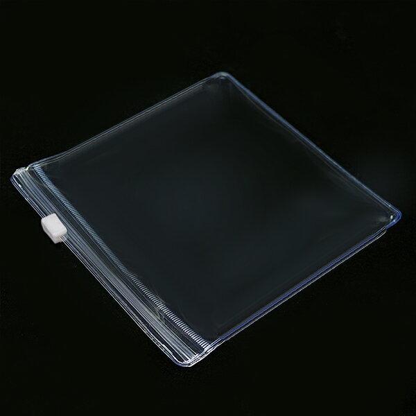 夾鏈袋 拉鍊防水飾品袋佛珠袋手環袋 方形透明包裝收納袋 辦公用品