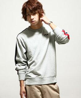 長袖T恤FILA灰色