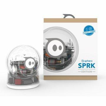*╯新風尚潮流╭*Sphero SPRK 透明外殼版 機械球 智慧遙控 競技球 ios Android Sphero-S