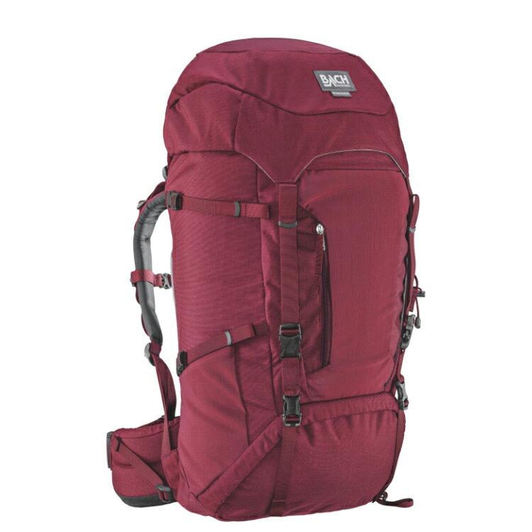 【領券滿$1500折150】BACH Specialist 65 W's 登山健行背包 276716 女款 紅色 / 城市綠洲(登山背包、登山包、後背包、巴哈包、百岳、郊山、攀登、縱走、長天數)