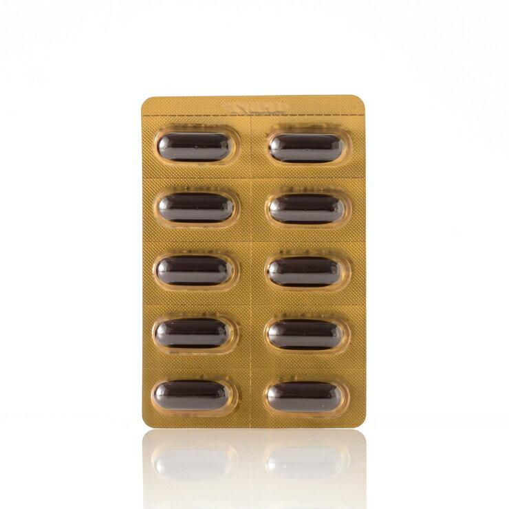 恤克清魚油膠囊 ( 60粒/盒)