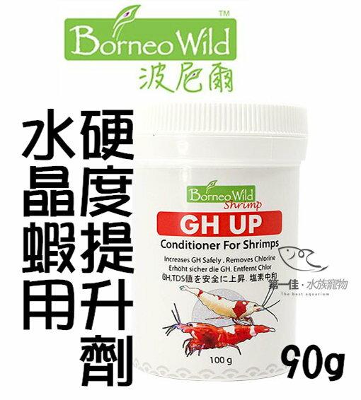 ^~第一佳水族寵物^~新加坡波尼爾Borneo Wild ^~90g^~ GH UP 水晶