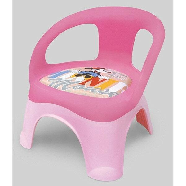 X射線【C370034】米妮Minnie 兒童逼逼椅,露營椅/收納椅/造型椅/折疊椅/凳子/矮凳/板凳/椅子/餐椅/搖椅/嗶嗶椅/卡通嗶嗶椅