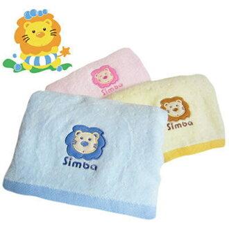 小獅王辛巴和風高級嬰兒快乾浴巾
