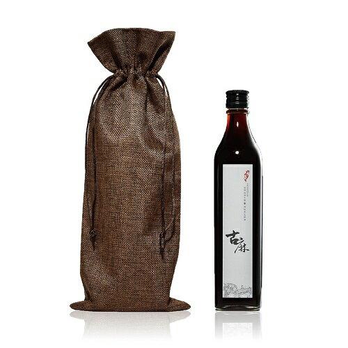 古麻 頂級黑芝麻油520ml x3瓶