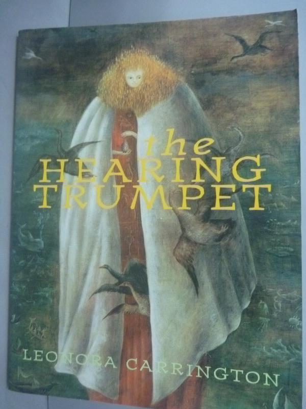 ~書寶 書T1/原文小說_HIH~The hearing trumpet _Carring