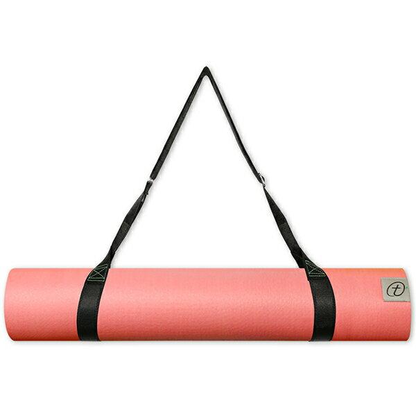 Taimat 瑜珈墊 吠陀系列 4mm - 粉橘色