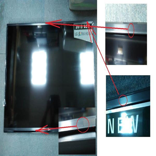 ★綠光能Outlet★福利品刮傷★ LG 40UF675T 40型UHD TV 液晶電視機