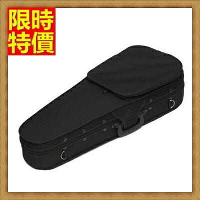 烏克麗麗盒 ukulele琴箱硬盒配件-23/26吋純黑加厚實用手提背包保護箱琴盒69y31【獨家進口】【米蘭精品】