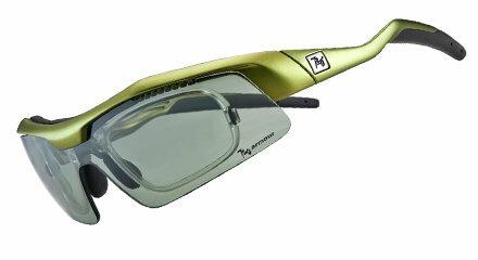 【露營趣】中和 720 armour Tack RX飛磁換片 自行車眼鏡 風鏡 運動太陽眼鏡 防風眼鏡 B318-6 砂鈦金綠