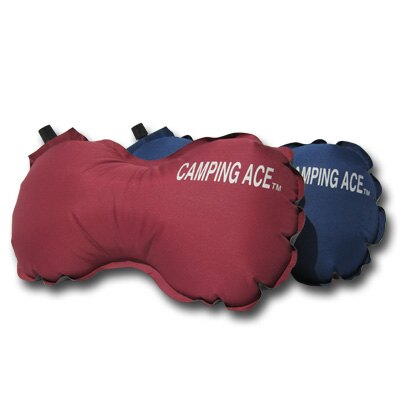 【露營趣】 野樂 超輕 自動充氣枕頭 登山 露營 旅遊 迷你 充氣枕頭 充氣枕 ARC-220N