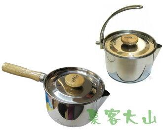 【露營趣】CAMP LAND RV-ST250 不鏽鋼燒水壺 茶壺 開水壺 燒水壺 湯鍋 咖啡壺 非coleman 鹿牌 logos