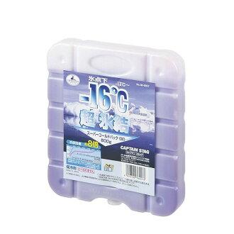 【露營趣】中和 鹿牌 Captain Stag M-6927 -16℃抗菌超凍媒 M 冰磚 冷凍磚 保冰劑 保冷劑 冰桶用
