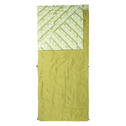 【露營趣】中和 美國 Coleman COZY 萊姆綠睡袋/C15全開式中空纖維溫和內裡 纖維睡袋 露營睡袋 CM-16932