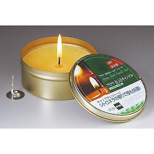【露營趣】中和 go sport 26511 防蟲蠟燭 香茅蠟燭 驅蚊蠟燭 LOGOS可參考