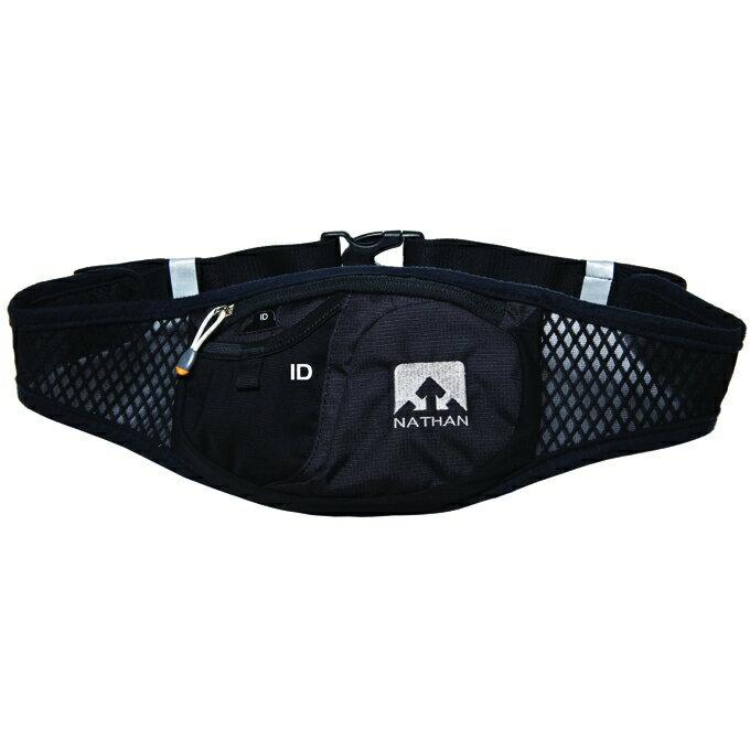 【露營趣】中和 美國 NATHAN 專業品牌 透氣網腰包 運動腰包 霹靂腰包 零錢腰包 慢跑 馬拉松 NA4818NB