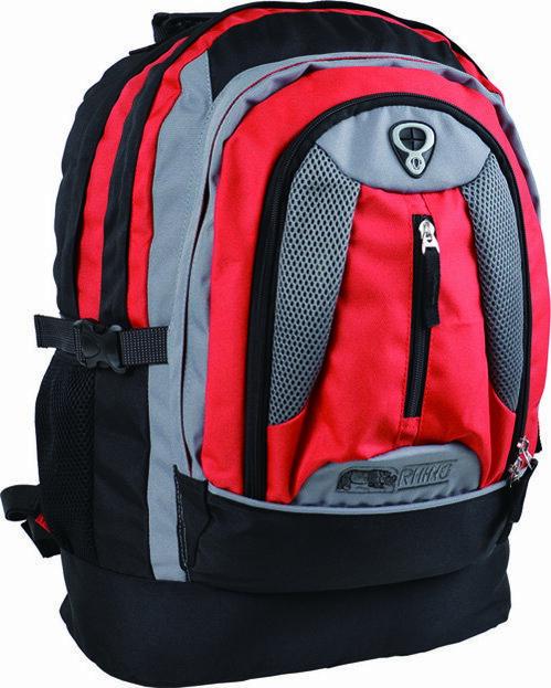 【露營趣 】RHINO 犀牛 222 38公升隨身背包 學生上課上學背包可當書包 休閒背包 上班背包