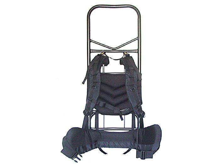 【露營趣】中和 送手電筒D型扣環 犀牛 RHINO 685-1 大型鋁架+背負系統 登山背包 背架
