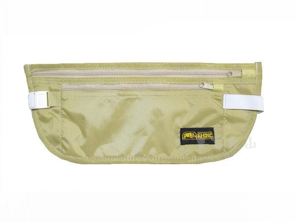 【露營趣】犀牛RHINO736豪華錢袋防盜錢包多功能包證件包隨身暗袋旅遊錢包防盜腰包零錢包薄型腰包