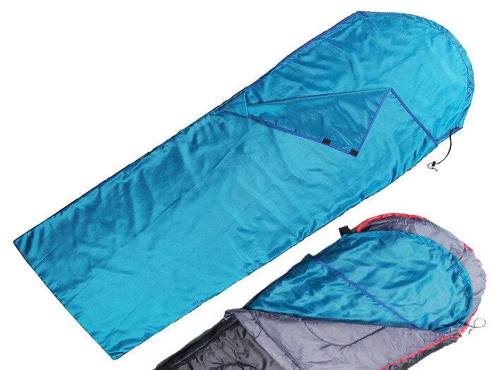 【露營趣】中和 送D型扣環 犀牛 RHINO 931 睡袋內套 纖維睡袋 羽絨睡袋專用