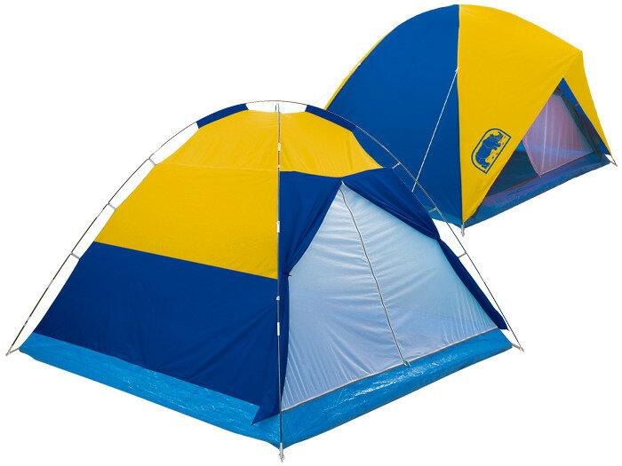 【露營趣】中和 送鋁箔墊手電筒 台製 犀牛 RHINO A-650 六人掛鉤蒙古包 六人帳篷 露營帳篷 家庭帳篷