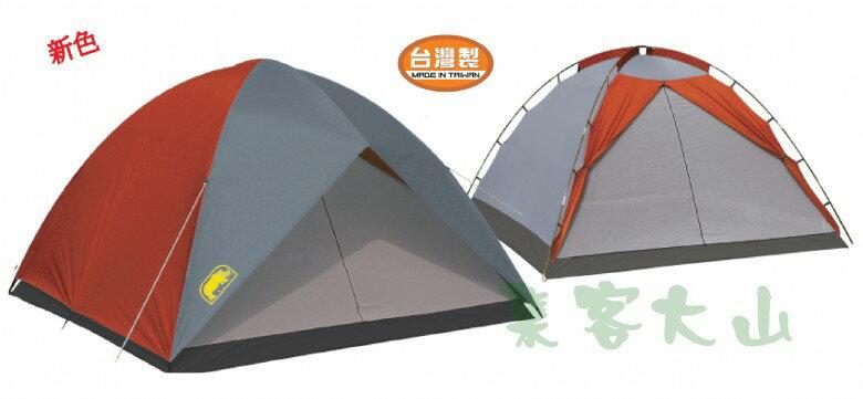 【露營趣】中和 送鋁箔墊手電筒 台製 犀牛 RHINO A-8 八人豪華高頂城堡帳篷 露營帳篷 非LOG0S coleman 速可搭 unrv