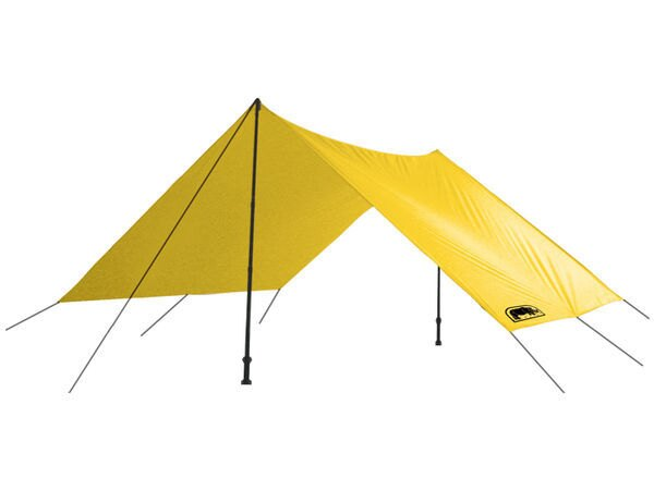 【露營趣】犀牛 RHINO F01 單人輕量雨蓋/地布 臨時帳 炊事帳 單人帳 遮雨棚 遮陽篷