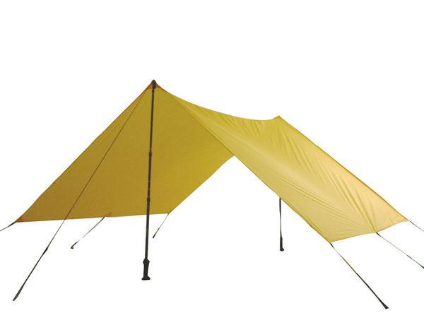 【露營趣】中和犀牛RHINOF06六人輕量雨蓋臨時帳蓬炊事帳簡易帳蓬遮雨棚遮陽篷