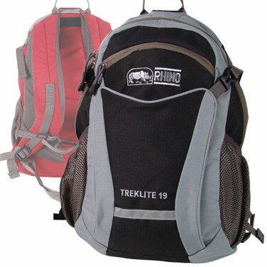 【露營趣】RHINO 犀牛 G119 19公升 超輕 自行車背包 單車背包 水袋背包 休閒背包 登山背包