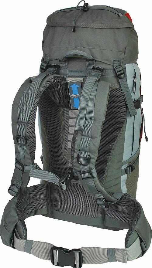 【露營趣】新店桃園 犀牛 RHINO G158 易調式背負系統背包 58公升(48+10) 登山背包 旅行背包 健行 露營