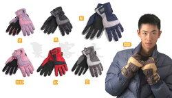 【露營趣】中和 Snow Travel 英國Ski-Dri+美國Primaloft科技棉 防水透氣手套 保暖手套 機車手套 AR-57
